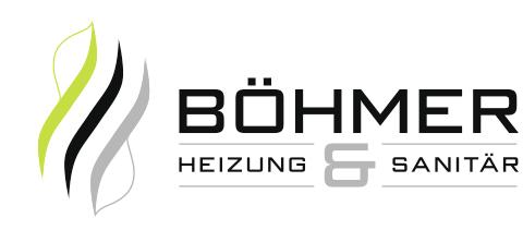 Böhmer - Heizung & Sanitär Logo